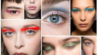 Trend make up P/E 2017: tutti i colori del trucco