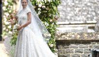 Il bouquet da sposa di Pippa Middleton