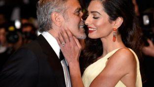 Nati i gemelli Clooney, Ella e Alexander