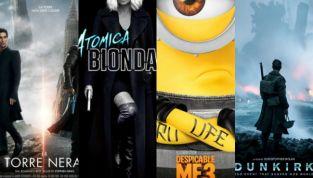 I migliori film in uscita ad agosto 2017