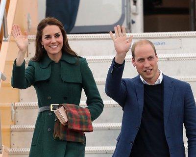 Secondo fiocco rosa per William e Kate?