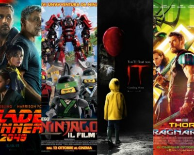 Film in uscita a ottobre 2017: la nostra selezione dei migliori