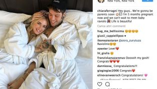 È confermato: la coppia Ferragni-Fedez è in dolce attesa da 5 mesi!