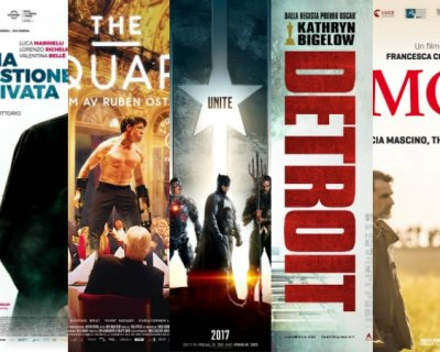 Film in uscita a novembre 2017: cosa vedere al cinema?