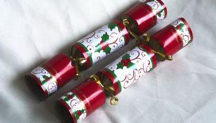 Christmas Crackers: sorprese scoppiettanti per Natale