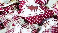 Cucito creativo per Natale: 3 video tutorial per abbellire la casa con il fai da te
