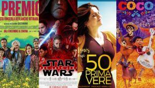 Film in uscita a dicembre 2017: cosa vedere al cinema a Natale?