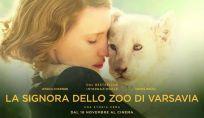 La signora dello zoo di Varsavia: trama, trailer, recensione e cast