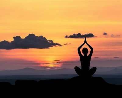 Yoga da bendati, per concentrarsi sul qui e ora