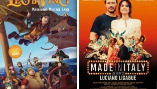 Film in uscita a gennaio 2018: cosa vedere al cinema?