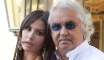 Divorzio tra Elisabetta Gregoraci e Flavio Briatore