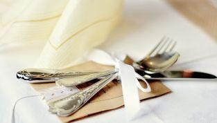 Galateo delle posate a tavola
