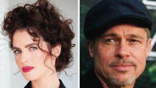Neri Oxan e Brad Pitt: sarà amore?
