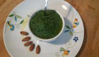 Pesto di spinaci