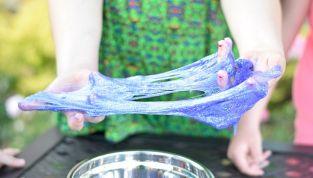 Come fare il fluffy slime, anche senza colla