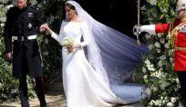 L'abito da sposa di Meghan Markle per il matrimonio con Harry