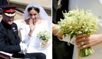 Bouquet da sposa di Meghan Markle