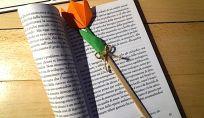 Regalo per la maestra: segnalibro origami