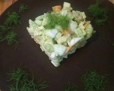 """Tartare di verdure, un contorno """"veg"""" originale"""
