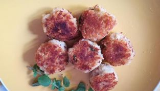 Polpette di fagioli, gustosa alternativa vegetariana