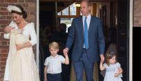 Battesimo terzogenito Kate e William