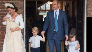 Il Battesimo del terzo royal baby, Louis di Cambridge