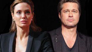 Pitt-Jolie in guerra per gli assegni di mantenimento!