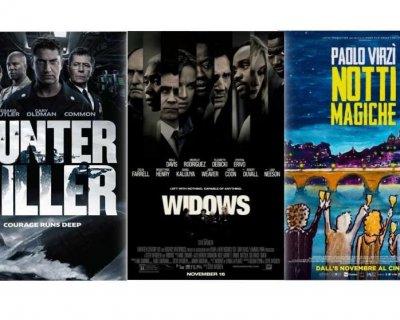Film in uscita a novembre 2018: le pellicole da non perdere al cinema