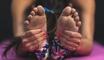 Lo yoga per i piedi, il toega