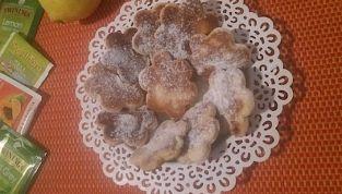 Biscotti in padella al profumo di limone