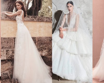 Tendenze sposa 2020: abiti, scarpe e accessori