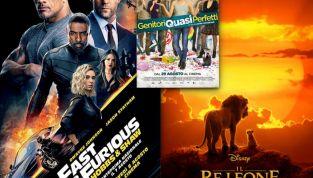 I migliori film in uscita al cinema ad agosto 2019