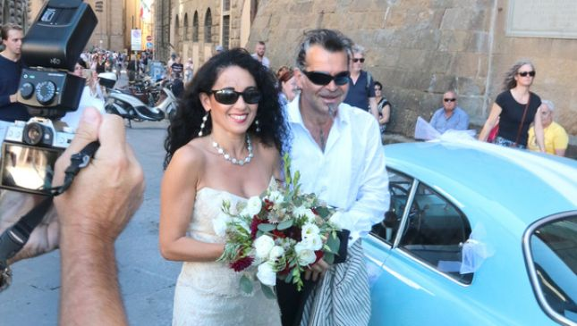"""Piero Pelù ha detto """"sì"""": a farlo capitolare è stato Gianna Fratta"""