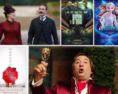 Film in uscita a novembre 2019: cosa vedere al cinema?