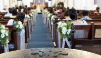 Arrivo in chiesa: il galateo sull'ingresso degli sposi e altre curiosità