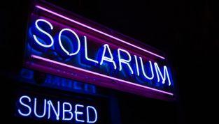 Dipendenza dalle lampade solari