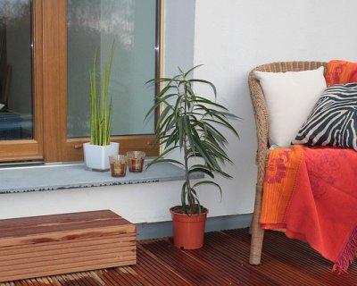 Come sfruttare il terrazzo anche in autunno con pochi e semplici accorgimenti