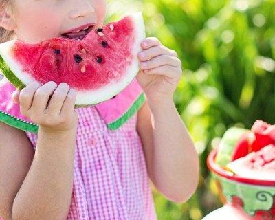 Frutta nell'alimentazione del bambino