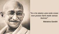 Mahatma Gandhi: la grande anima della non violenza