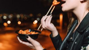 Proprietà nutrizionali street food