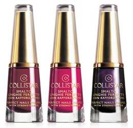 Smalto unghie perfette linea Couture di Collistar