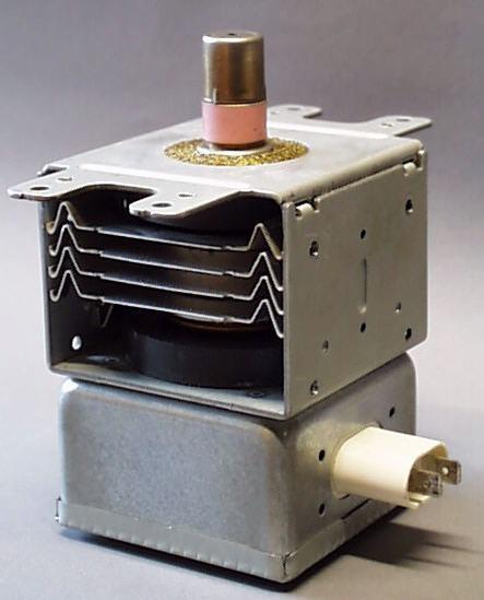 Meccanismo forno microonde