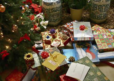 Tendenza acquisto regali di natale 2009
