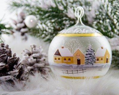 Addobbi natalizi tante idee per addobbi di natale fai da te for Addobbi aula natale
