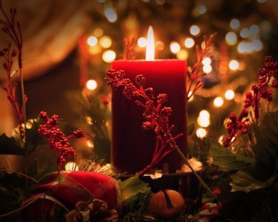 Decorare Candele Di Natale : Candele di natale fai da te idee originali per creare da soli