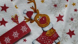 Leggende di Natale: Leggenda di Rudolph la Renna col naso rosso