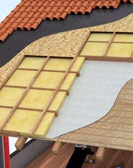 Conservare calore con l 39 isolamento - Pannelli isolanti per sottotetto ...