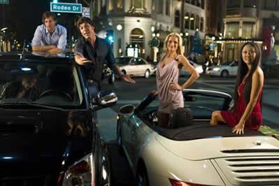 Cast di Natale a Beverly Hills