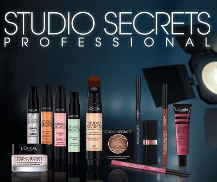 Linea L'Oréal Studio Secrets Professional