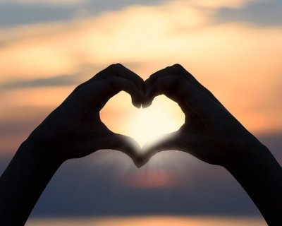 Formula matematica dell'amore